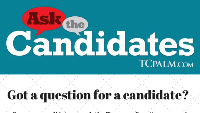 Ask the Candidates logo