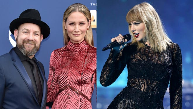 Taylor Swift Sugarland Team For Country Duet Babe