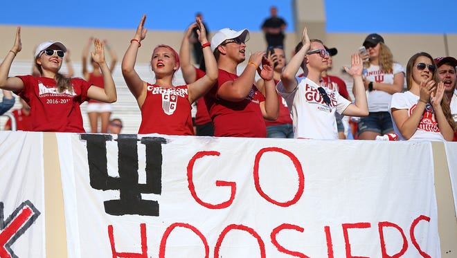 "IU football fans will get a rare visit from ESPN's ""College Gameday"" for the season opener against Ohio State."