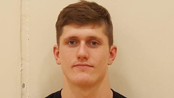 Miller/Highmore-Harrold quarterback Karst Hunter