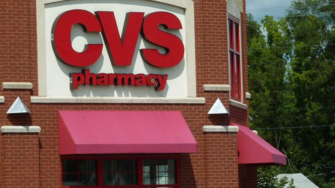 cvs warns of lower profit  prescription losses