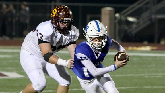 Windthorst's Hunter Wolf is sacked by Bells' Jacob