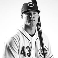 Scott Schebler looking to expand role in his second full season with Cincinnati Reds