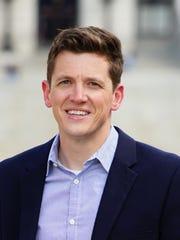 Andrew Myers of York Springs announced his run for