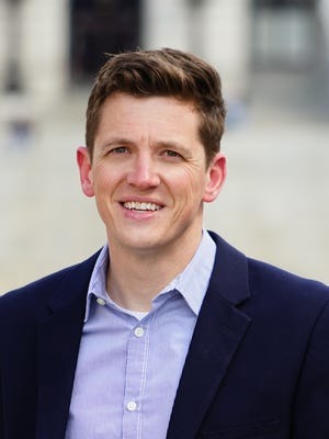 Andrew Myers of York Springs announced his run for state rep for the 193rd district.