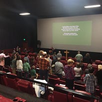 Church in a movie theater: Kenosha-based church holding services at South Shore Cinema in Oak Creek