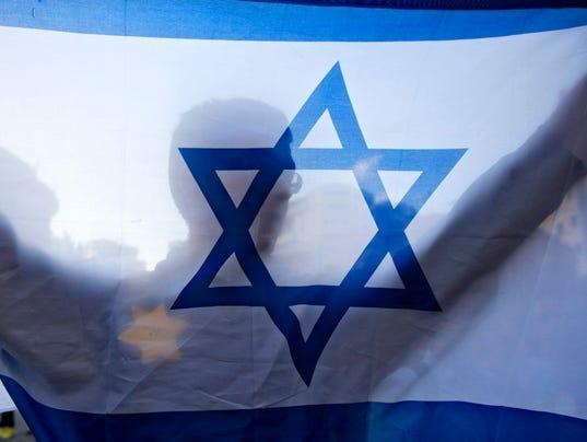AP MIDEAST ISRAEL PUBLIC OPINION I FILE ISR