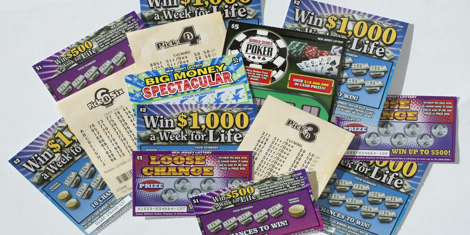 $1 million lottery ticket sold in NJ set to expire