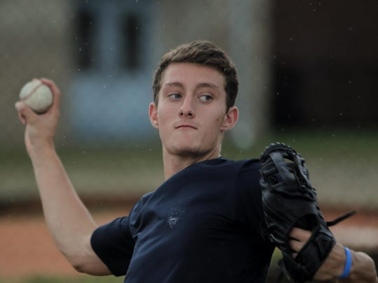 John Paul II senior Nick Piazza had an outstanding baseball season, batting .576 with 28 RBI, 27 runs scored and 11 stolen bases, but he is still waiting for a college offer.
