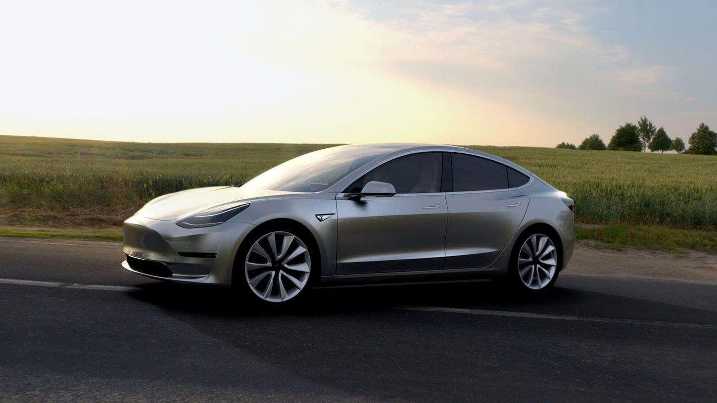 Tesla Model 3 Reliability Issues Lead To Downgrade By Consumer Reports