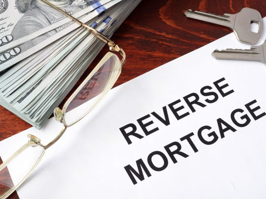 A reverse mortgage gives you the option of taking money