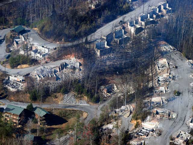 5 Things We Know About The Gatlinburg Wildfires