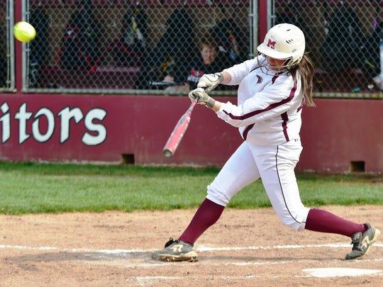 Area Player of the Year Natalie Herrington returns