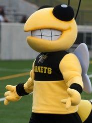 The new Alabama State University mascot entertains