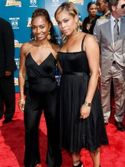 "TLC, featuring Tionne ""T-Boz"" Watkins, right, and Rozonda ""Chilli"" Thomas, will perform Saturday at Fantasy Springs Casino with En Vogue opening."