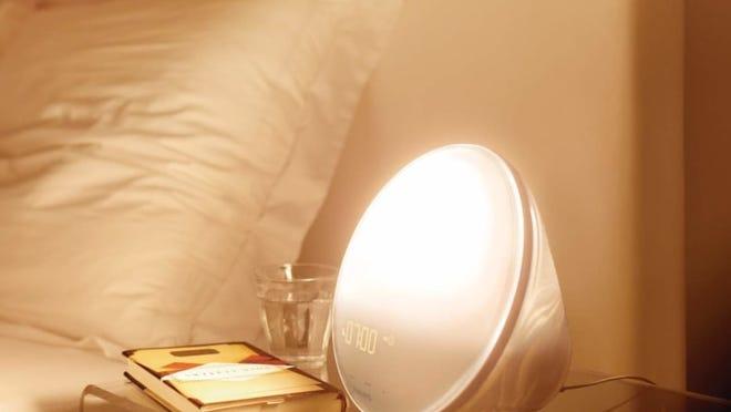 Los mejores regalos para los adolescentes varones: Philips Wake-Up Light