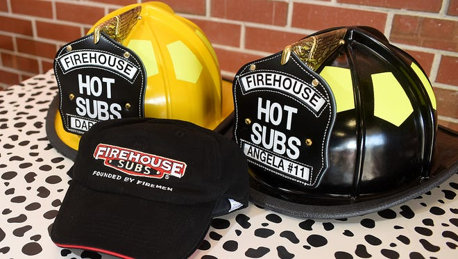 Firehouse Subs at 3030 E. Main St. in Farmington is set to open on Monday.