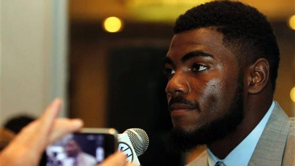 Landon Collins SEC Media Days