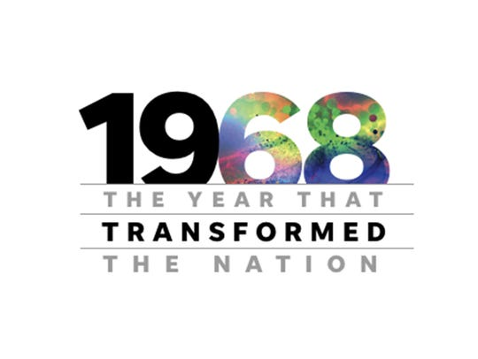 1968: The year that transformed the nation