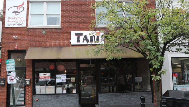 Tani Sushi & Asian Grill is located on Rock Rd. in Glen Rock. Tuesday August 15, 2017