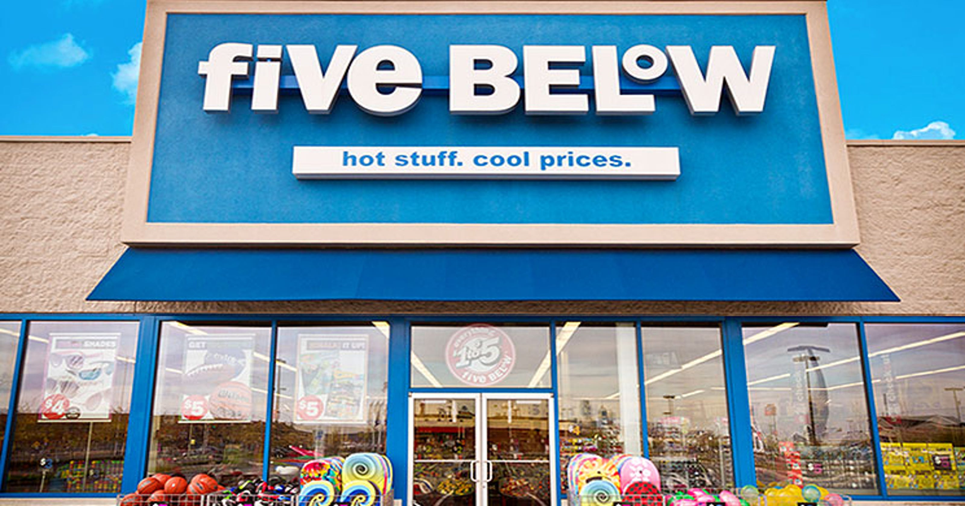 five below opening in lafayette this year. Black Bedroom Furniture Sets. Home Design Ideas