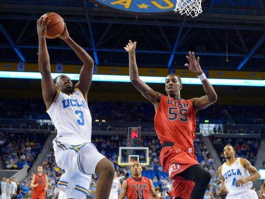 Utah UCLA Basketball (2)