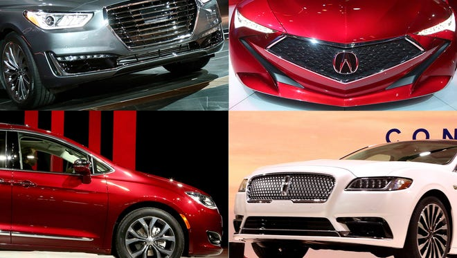 Mark Phelan's 10 cars you must see at the auto show