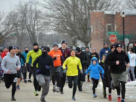 Participants take part in the inaugural Indomitable