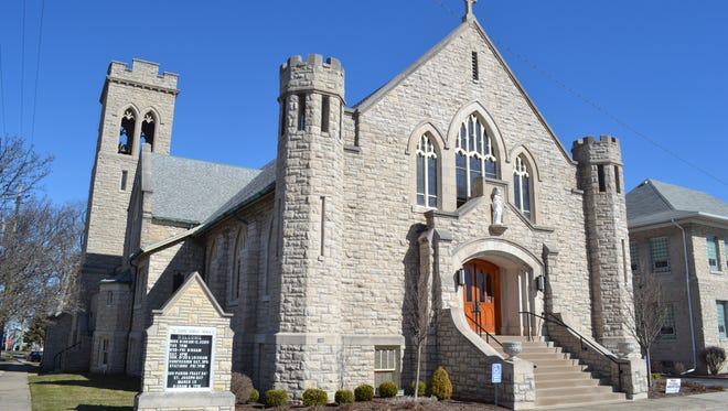 St. Joseph Catholic Church in Marblehead is one of several local Catholic churches that will participate in The Light is On on March 21.