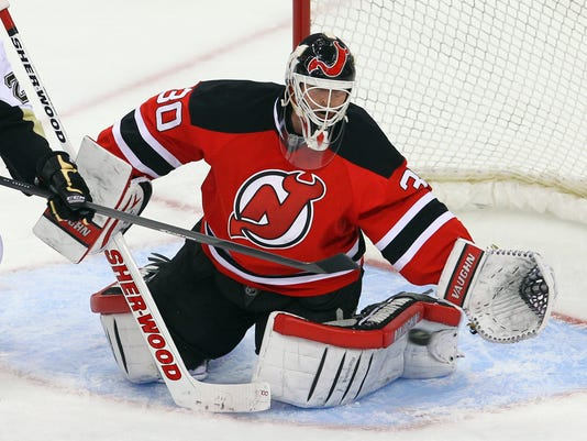 Martin Brodeur Gets Assist As Devils Top Penguins