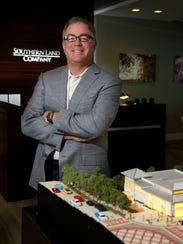 Tim Downey, CEO of Southern Land Co.