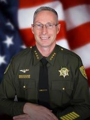 Washoe County Sheriff Chuck Allen