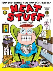 """This """"Neat Stuff"""" cover gives a good example of the"""