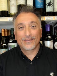 Santo Bruno, wine manager at Holiday Market.