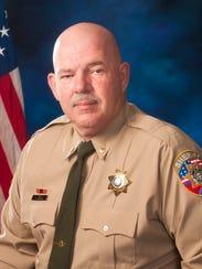 Deputy Chief Egon Grissom