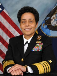 Adm. Michelle J. Howard became the highest-ranking