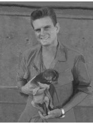 Dana Edward Diehl of Shippensburg was killed in 1968