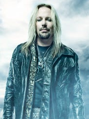 Vince Neil, best known as the lead vocalist of heavy