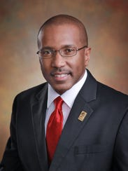 Harry Williams, president of DSU, was named one of