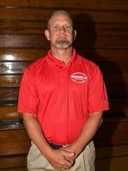 Abbeville High coach Kevin Kern