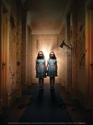 These two are even creepier than the Olsen twins. You'll
