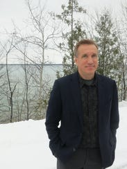 Author James Rollins first career was as a veterinarian.