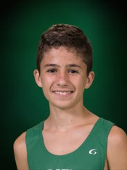 Liam Holston, Fort Myers cross country