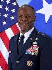 Sheppard Air Force Base Commander, Brigadier General