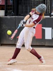Binghamton graduate Paige Rauch has been piling up honors in her freshman softball season at Fordham.
