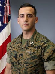 Capt. Samuel A. Schultz, 28, of Huntington Valley,