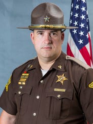 Delaware County Sheriff Ray Dudley