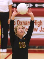 Oxnard High's Devon Glinski was named the Pacific View League's Player of the Year for girls volleyball.