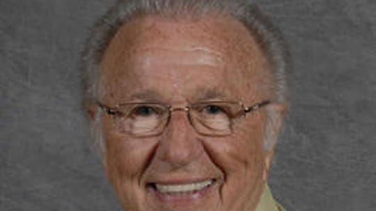 Buddy LaRosa has conducted the high school sports hall