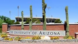 The University of Arizona.